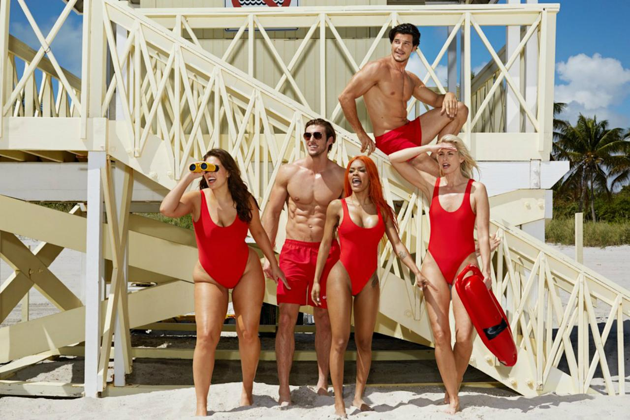 "<p>En 'Summer is Here' Graham comparte protagonismo con Niki Taylor, Dusty Lachowicz, Teyana Taylor y el modelo español Aitor Mateo. (Foto: <a rel=""nofollow"" href=""http://www.swimsuitsforall.com/"">Swimsuits For All</a>). </p>"