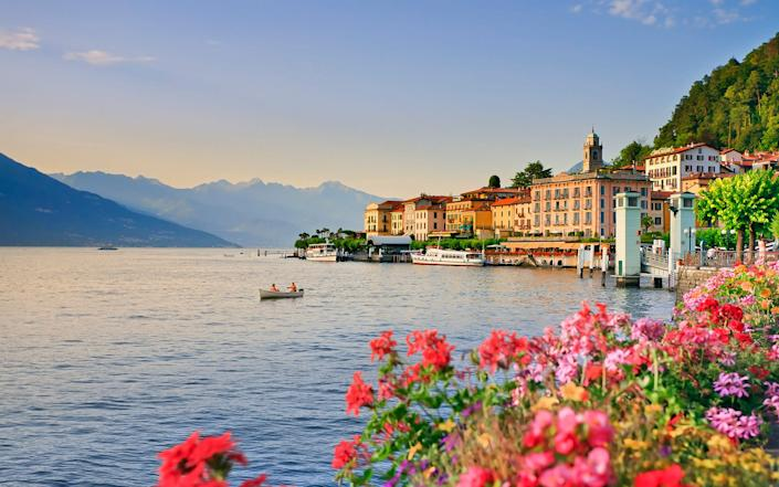 The Italian Lakes will never lose their lustre - GETTY