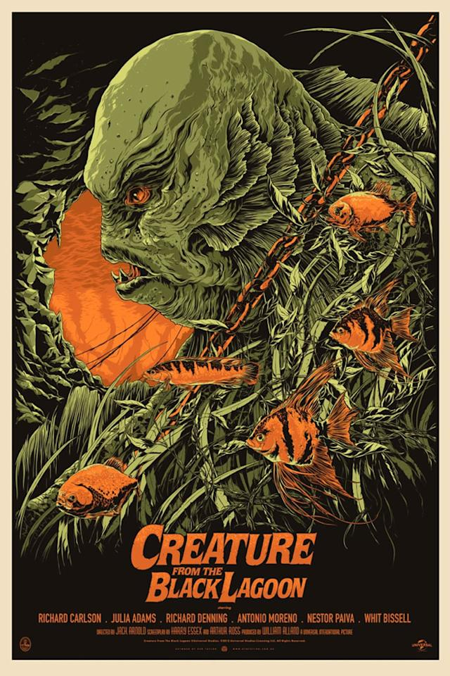 """The Creature From the Black Lagoon"" by Ken Taylor"