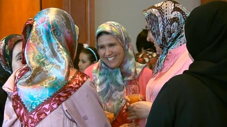 'An exceptional night': Quebec City mosque hosts solidarity dinner