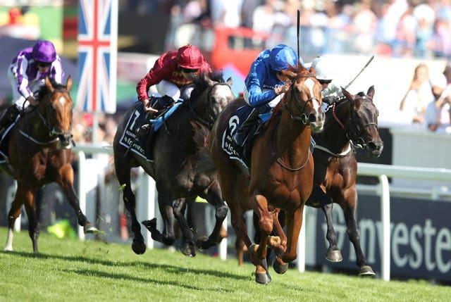 Masar won the Derby three years ago for Appleby