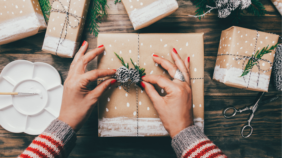 Get the last of your presents for everyone on your list (with time to wrap it all!)