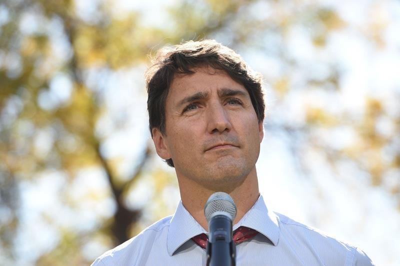 Five Things: Justin Trudeau's trip-up track record
