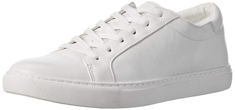 <p>Models like Kendall Jenner are seen wearing these <span>Kenneth Cole New York Kam Fashion Sneakers</span> ($75, originally $120) constantly. This simple shoe is well-made and easy to clean, so you can wear them for years to come.</p>