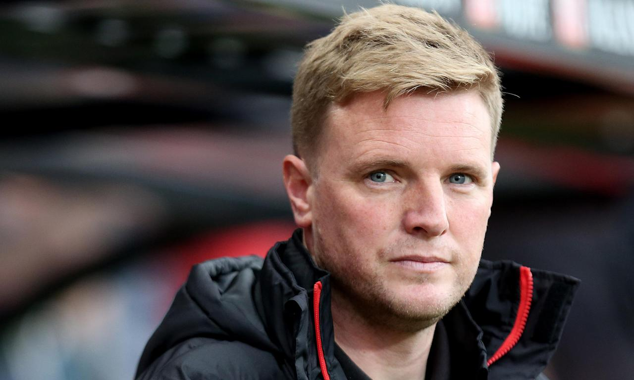 Eddie Howe's Bournemouth finished ninth last season which was progress for English managers compared to the 2015-16 season when the top 10 coaches were all foreign.