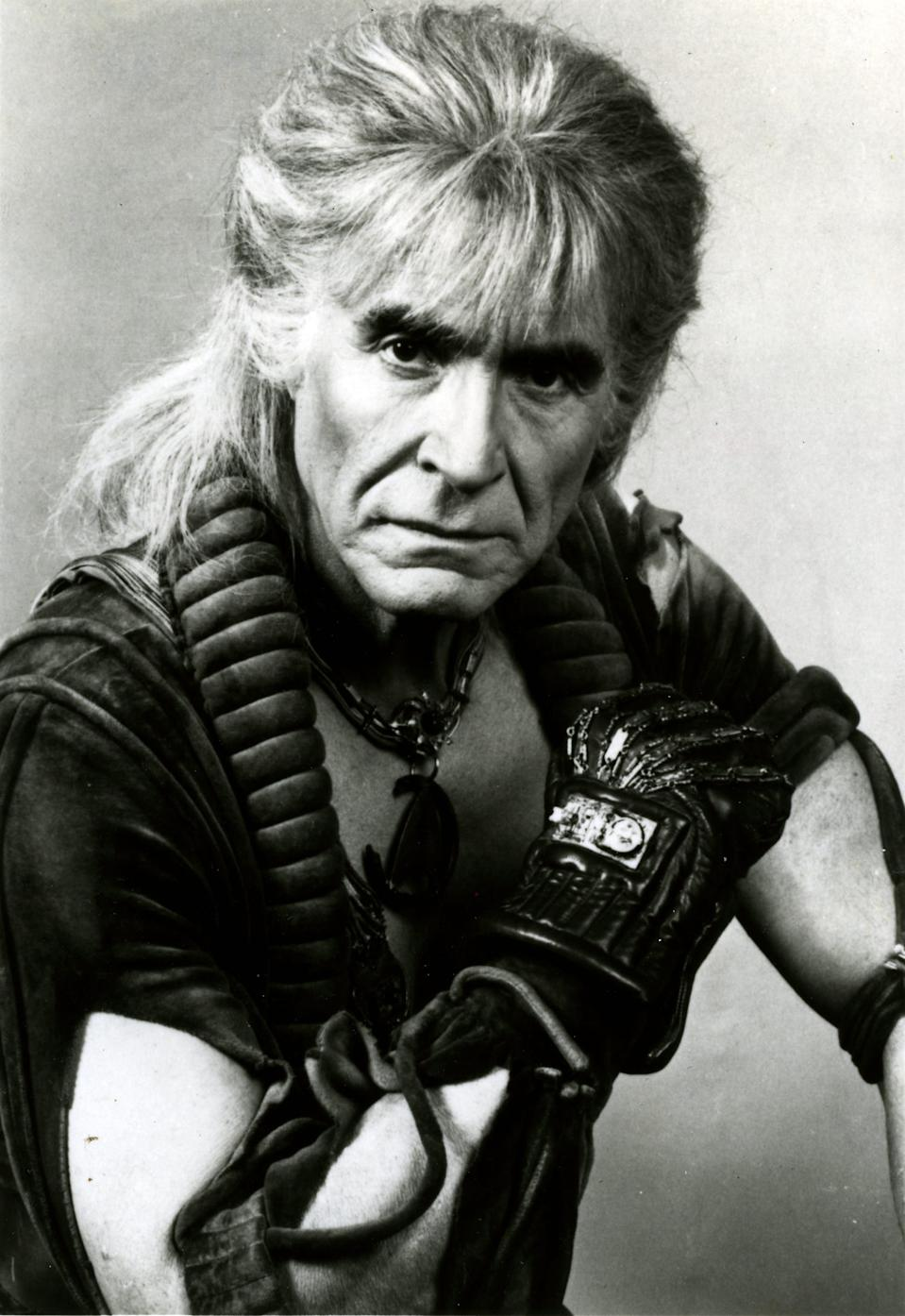 Ricardo Montalban played the title character in 1982's
