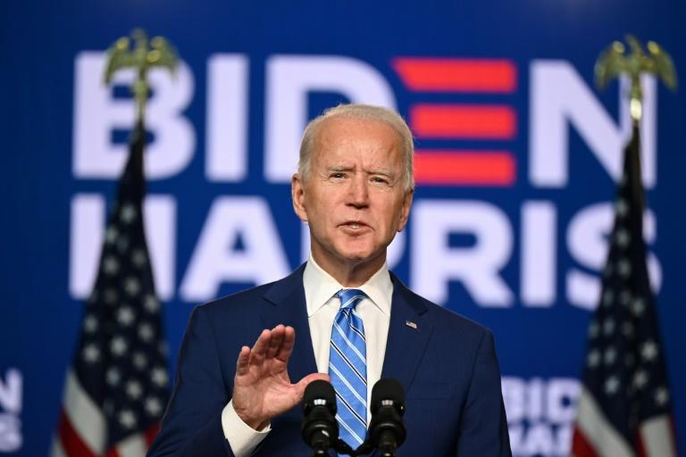 Joe Biden has pledged to restore US moral authority in the world