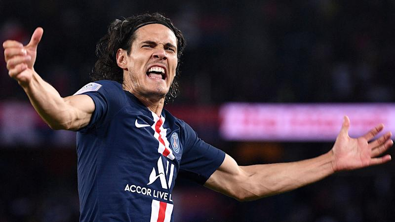 Cavani confirms talks with 'great team' Benfica as former PSG forward nears  next move