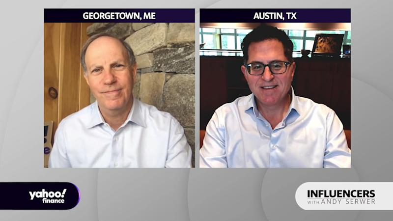 """Michael Dell, CEO of Dell Technologies, appears on """"Influencers with Andy Serwer."""""""