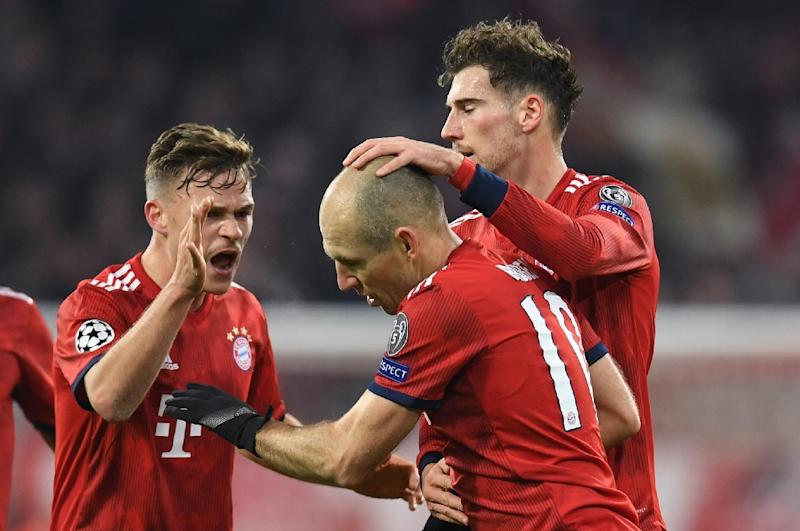 Arjen Robben confirms imminent Bayern Munich exit
