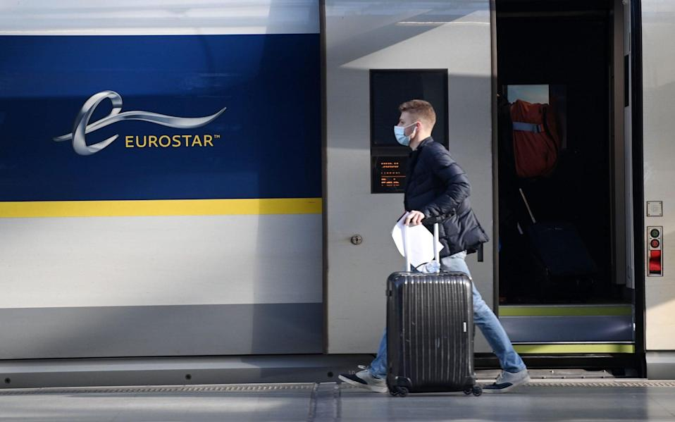 Eurostar is in serious financial trouble