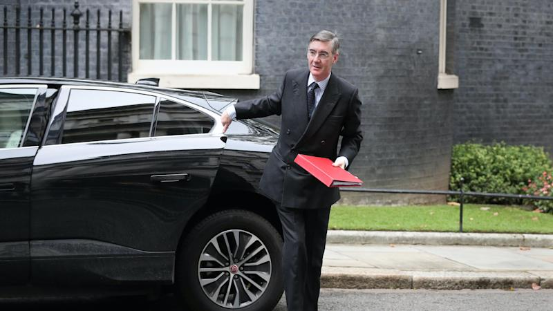 Jacob Rees-Mogg condemns Welsh First Minister's 'unconstitutional' border plan