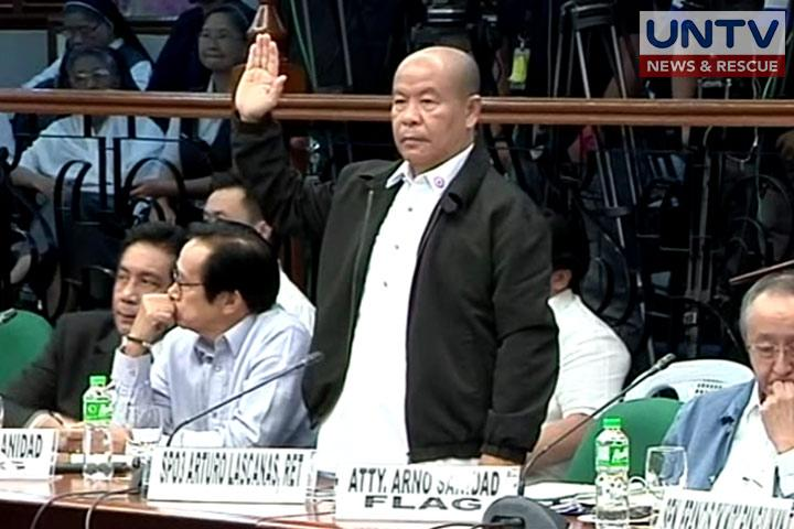 FILE PHOTO: Arturo Lascañas