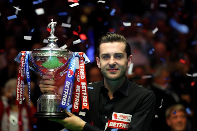 Comeback: Selby fought back from 10-4 down to win 18-15: Getty Images,