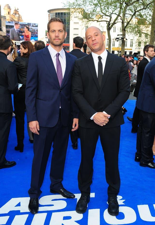 Fast and Furious 6 Premiere – London