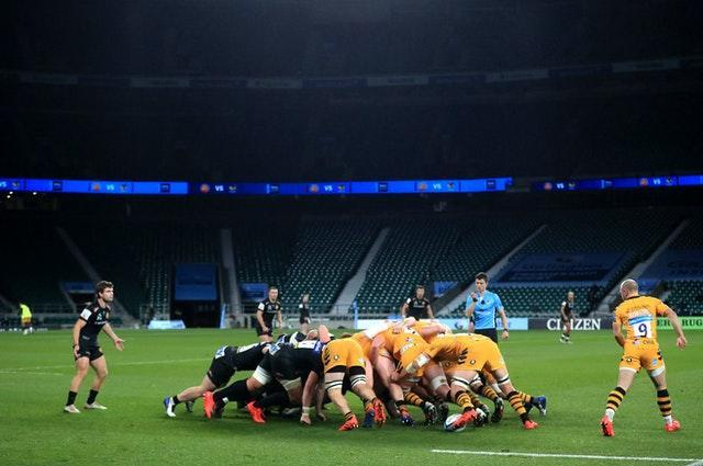 Premiership Rugby teams are set to benefit from £59m of the Government assistance package