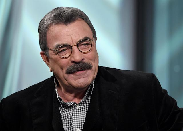 <p>Actor Tom Selleck enrolled at USC on a basketball scholarship. He played forward for the Trojans from 1965 to 1967. </p>