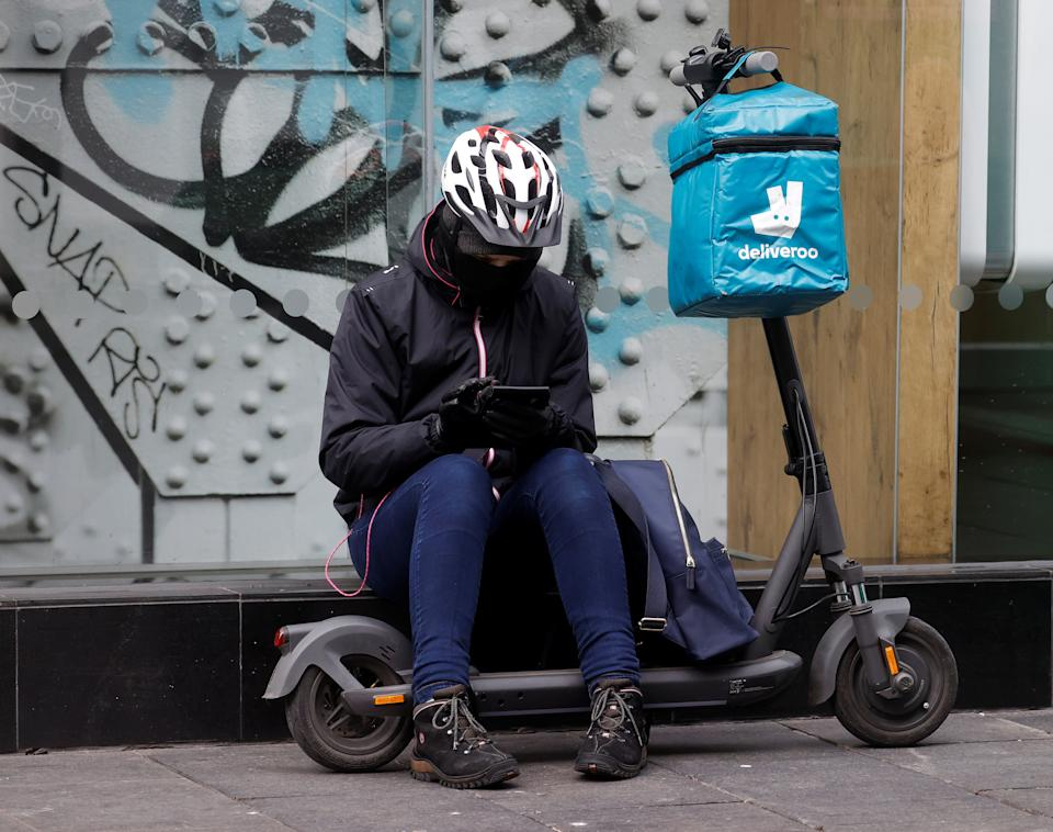 Deliveroo IPO was among the flops of the London Stock Exchange listings. Photo: Phil Noble/Reuters