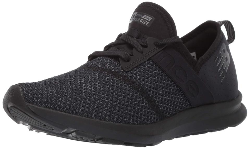 "<h2>Up To 30% Off New Balance</h2><br>Select <a href=""https://amzn.to/3iUJIVN"" rel=""nofollow noopener"" target=""_blank"" data-ylk=""slk:New Balance"" class=""link rapid-noclick-resp"">New Balance</a> footwear styles are currently up to 30% off.<br><br><strong>New Balance</strong> Women's FuelCore Nergize V1 Sneaker, $, available at <a href=""https://amzn.to/30MHPUE"" rel=""nofollow noopener"" target=""_blank"" data-ylk=""slk:Amazon"" class=""link rapid-noclick-resp"">Amazon</a>"