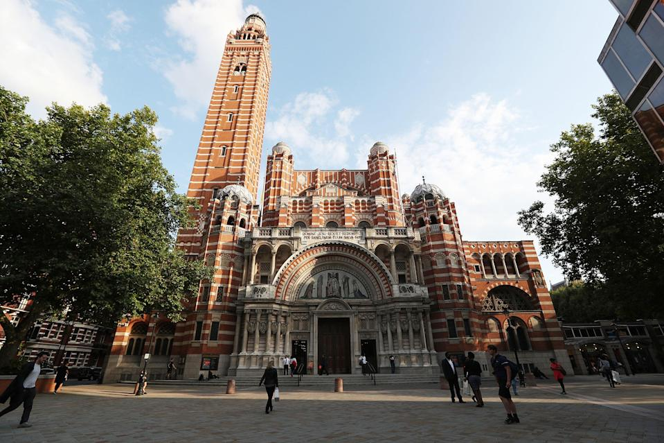 Westminster Cathedral (PA Archive)