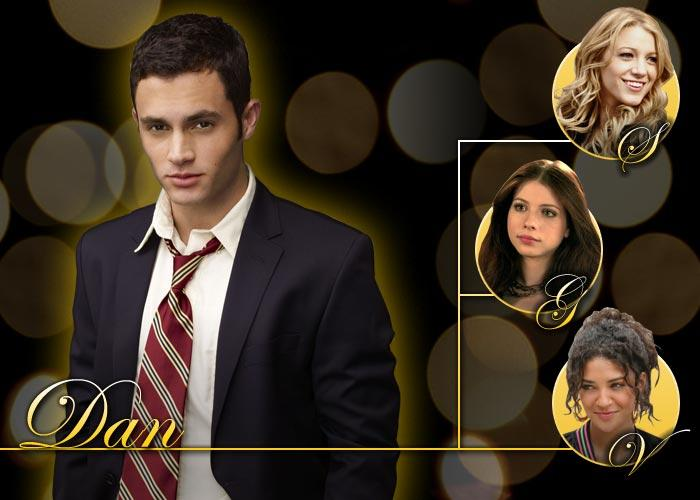 From the looks of it, Lonely Boy is anything but. Dan Humphrey may be lacking money, status and entitlement, but that hasn't stopped him from kissing Serena, Georgina and Vanessa. When your best friend is as beautiful, intelligent and sassy as V, it's only a matter of time before your friendship becomes something more. But in this case, absence didn't make a heart grow fonder as D forgot all about V once she moved away and he received an open invitation to date the leggy blonde he'd been lusting over since he spotted her at a birthday party in 9th grade. Now that he's got the girl, the question is: Can he keep her? Is S's upper crust baggage too much for D to handle? Apparently so because he's already gone to first base with G. All bets are off, but does D know that he's playing with a wildcard?