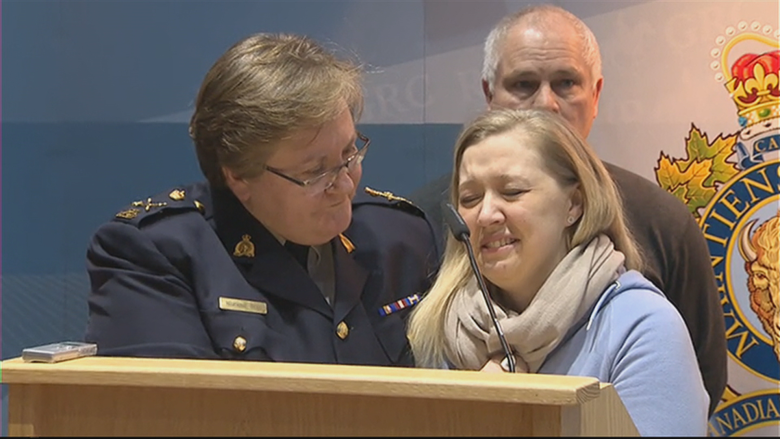 Alberta's top RCMP officer Marianne Ryan retires after 35-year career