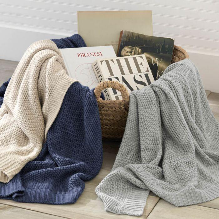 "<h2>Riley Home Chunky Knit Throw</h2><br>Durable and soft, this chunky knit has been featured across a variety of publications for one reason: ultimate comfort. <br><br><strong>Comfort Critics Say:</strong> ""This blanket is soft and has a great color. It has never pilled, pulled, or shed, and it washes great! It's also a great size — very appealing to look at. So happy with my purchase."" - <em>Mandy M</em> <br><br><strong><em><a href=""https://www.rileyhome.com/bedding/coverlets-blankets-throws"" rel=""nofollow noopener"" target=""_blank"" data-ylk=""slk:Shop Riley Home"" class=""link rapid-noclick-resp"">Shop Riley Home</a></em></strong><br><br><strong>Riley Home</strong> Chunky Knit Throw, $, available at <a href=""https://go.skimresources.com/?id=30283X879131&url=https%3A%2F%2Fwww.rileyhome.com%2Fchunky-knit-throw%3Fsscid%3Da1k4_ke6cy"" rel=""nofollow noopener"" target=""_blank"" data-ylk=""slk:Riley Home"" class=""link rapid-noclick-resp"">Riley Home</a>"
