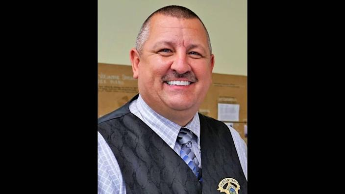 Chatham County Sheriff Mike Roberson