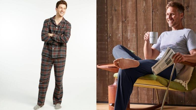 Best Graduation Gifts for Him: A set of cozy pajamas