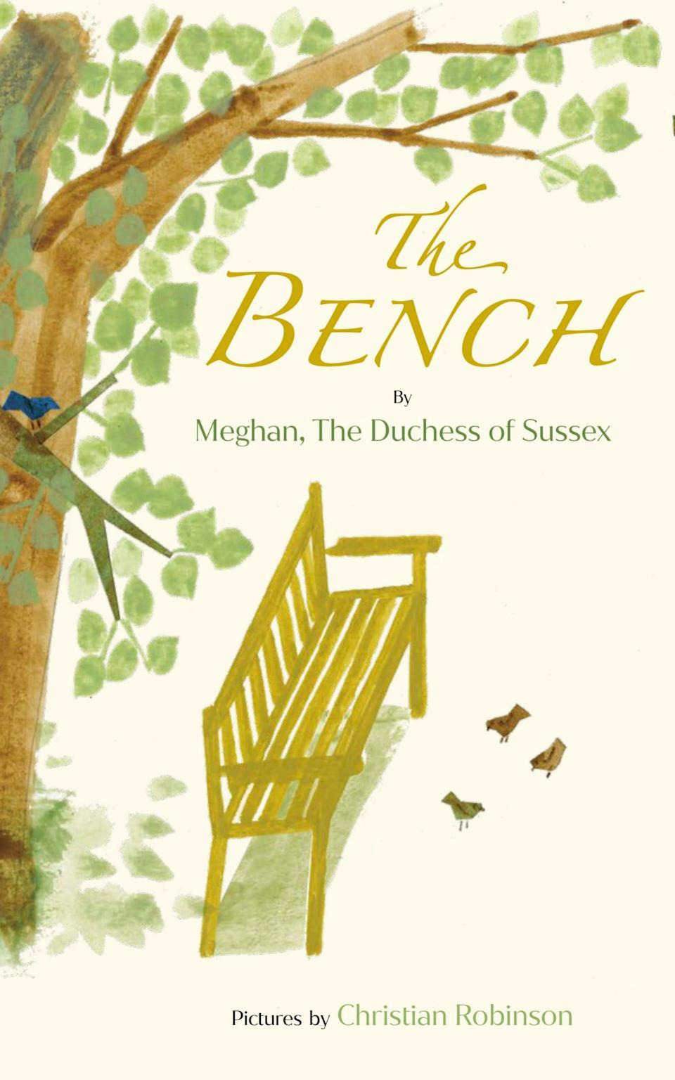 The Bench, by Meghan, The Duchess of Sussex - Random House