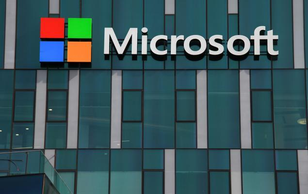 The Zacks Analyst Blog Highlights: Microsoft, Applied Materials, SAP SE, Lam Research and Tencent