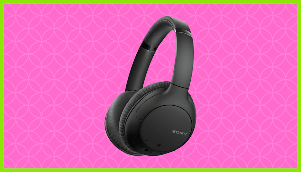 Save $112 on these Sony WH-CH710N Noise-Canceling Headphones. (Photo: Amazon)