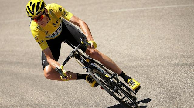 "<p>Chris Froome failed a doping test during the Spanish Vuelta in September and is facing a suspension from cycling ahead of his attempt to win a record-equaling fifth Tour de France title next year.</p><p>Froome won his fourth Tour title this year and followed it with a victory at the Vuelta. But Team Sky said Wednesday that Froome, who has not been suspended, had a concentration of asthma drug salbutamol two times higher than the World Anti-Doping Agency's permitted levels.</p><p>""Analysis indicated the presence of salbutamol at a concentration of 2,000 nanograms per milliliter (ng/ml), compared with the WADA threshold of 1,000 ng/ml, Team Sky said</p><p>Team Sky said it has been informed by the International Cycling Union that the urine test was taken on Sept. 7, during the three-week Spanish Vuelta.</p><p>Froome said the UCI has asked him to provide information about the failed test, which was taken after Stage 18.</p><p>Froome's use of asthma medication has been well documented, and the Kenyan-born rider has often been spotted using inhalers in the peloton. He has repeatedly faced questions on whether he is a clean rider, especially during the Tour de France, and has always denied wrongdoing.</p><p>Salbutamol is a drug that helps expand lung capacity and can be used as a performance-enhancing drug to increase endurance. Commonly marketed as Ventolin, salbutamol is classified as a <a href=""https://www.wada-ama.org/en/prohibited-list/prohibited-at-all-times/beta-2-agonists"" rel=""nofollow noopener"" target=""_blank"" data-ylk=""slk:beta-2 agonist"" class=""link rapid-noclick-resp"">beta-2 agonist</a> and WADA allows it to be taken through inhalation only, in limited amounts.</p><p>Sky said Froome had to take an increased dosage of salbutamol without exceeding the permissible dose after he ""experienced acute asthma symptoms"" during the final week of the Vuelta.</p><p>If found guilty of doping, the 32-year-old Froome could lose his Vuelta title and be suspended for a long period. Sprinter Alessandro Petacchi was suspended for one year for testing positive for salbutamol during the 2007 Giro d'Italia.</p><p>Vuelta organizers said they are waiting for ""official conclusions"" from the UCI about the case.</p><p>""The position of La Vuelta's organizer is one of extreme caution, as it hopes for this issue to be resolved as quickly as possible,"" they said in a statement.</p><p>Froome was expected to attempt to join cycling greats Eddy Bernard Hinaul and Miguel Indurain on the list of five-time Tour de France champions in July. Lance Armstrong won seven titles, but all of them were stripped because of doping.</p><p>Team Sky has been dominating the field at the Tour de France in recent years, but has been targeted by doping accusations. Britain's anti-doping agency last month closed an investigation into the team without bringing charges. The case centered on the contents of a medical package dispatched to former Tour champion Bradley Wiggins at a key pre-Tour race in 2011.</p><p>Team Sky was established in 2009 by Dave Brailsford, the man behind Britain's 14 medals at the 2008 Beijing Olympics, with the target of producing the country's first Tour champion — a feat accomplished by Wiggins in 2012. Froome, his former teammate, has taken over since as Britain's most successful road rider.</p><p>After successfully defending his Tour de France title in July, Froome went on to win the Spanish Vuelta for the first time.</p><p>""My asthma got worse at the Vuelta so I followed the team doctor's advice to increase my Salbutamol dosage,"" Froome said. ""As always, I took the greatest care to ensure that I did not use more than the permissible dose. I take my leadership position in my sport very seriously. The UCI is absolutely right to examine test results and, together with the team, I will provide whatever information it requires.""</p><p>The UCI said in a statement that Froome's ""B'' sample confirmed the result, but stressed that ""the presence of a specified substance such as salbutamol in a sample does not result in the imposition of such mandatory provisional suspension against the rider.""</p><p>Sky stressed the abnormal result does not mean Froome has breached anti-doping rules and Brailsford insisted he has the ""utmost confidence that Chris followed the medical guidance in managing his asthma symptoms, staying within the permissible dose for Salbutamol.""</p><p>According to Swiss physiologist Raphael Faiss, intense effort, fatigue and dehydration can affect urine concentrations of salbutamol in doping tests.</p><p>Quoting a scientific study from 2015, Faiss, a researcher in anti-doping at Lausanne University, told The Associated Press in a telephone interview that ""between 10 and 30 percent"" of the people tested may have readings beyond the permitted thresholds when inhaling the legal quantity of salbutamol.</p><p>Froome said last month that he wants to ride in next year's Giro d'Italia in an attempt to win his third Grand Tour in a row. A victory at the Italian race would make him the seventh rider to win all three Grand Tours, and only the third to hold the three titles at the same time.</p>"