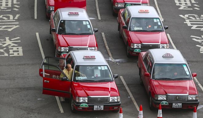 One bill to be revisited deals with the creation of a premium taxi service. Photo: Sam Tsang