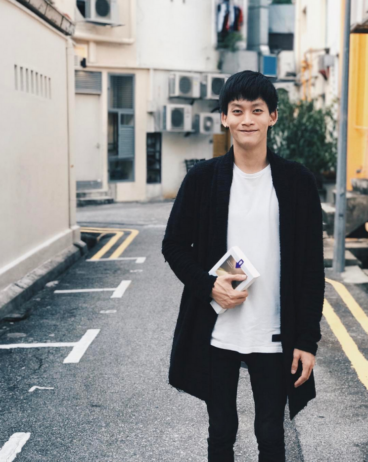 Jack Neo cast Noah Yap in the Ah Boys to Men series after watching his Youtube videos