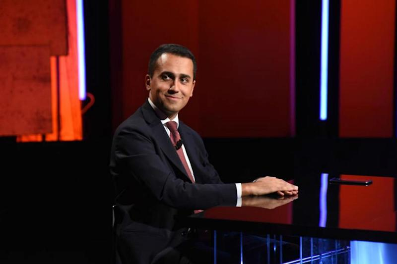 "Floris a Di Maio: ""Do you speak english?"""