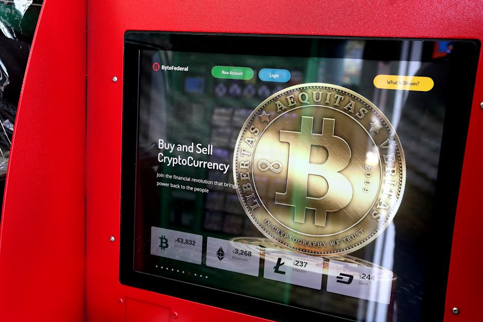 Bitcoin price headed for a weekly gian on Friday. Photo: Reuters