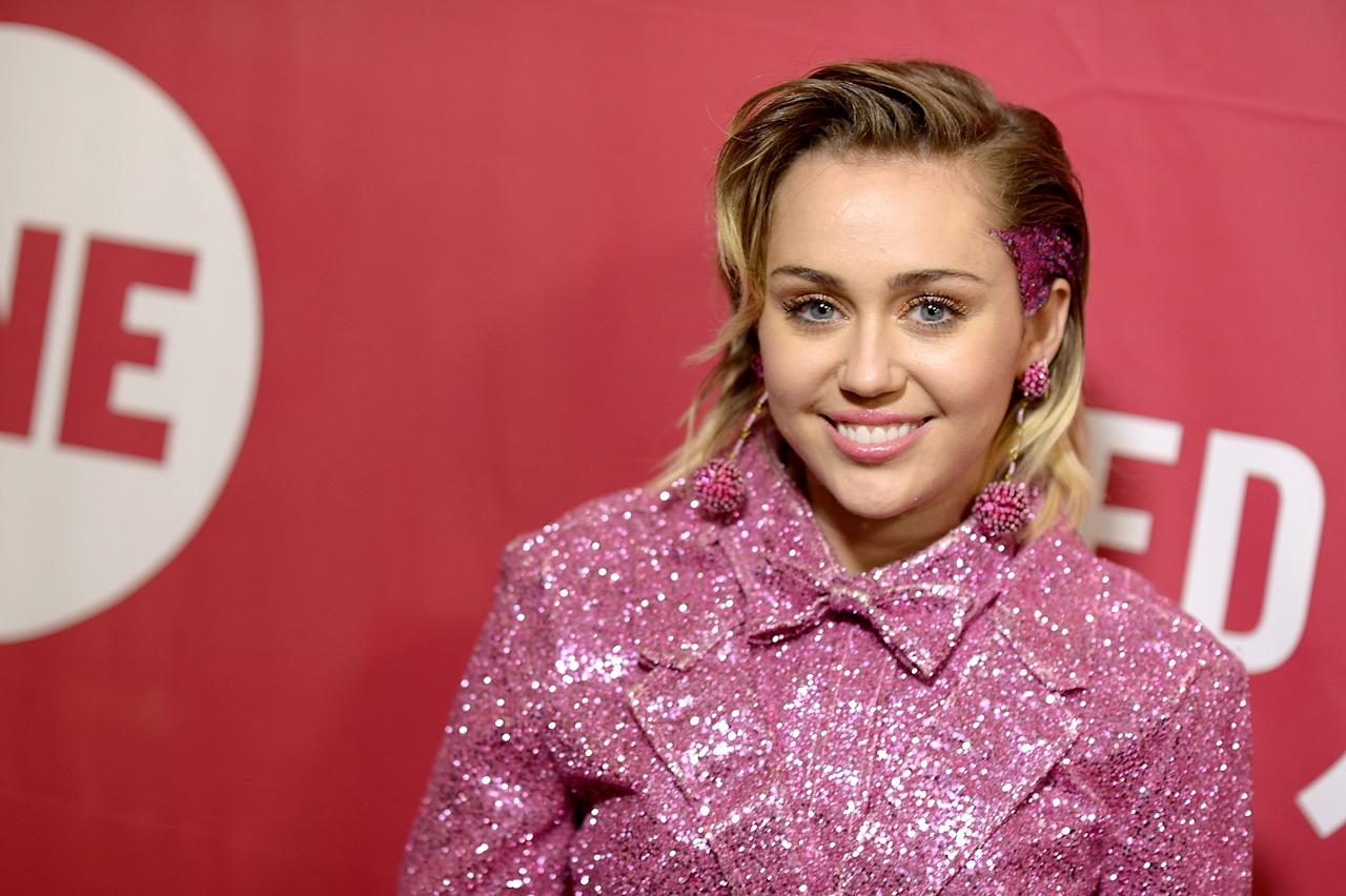 """<p>There's not really a more humiliating scenario than getting your first period while wearing white pants—unless of course you're <em>also</em> filming a TV show. Miley Cyrus was somehow this unlucky, but she lived to tell the tale. """"It was so embarrassing, but I couldn't leave,"""" she told <a rel=""""nofollow"""" href=""""http://www.marieclaire.com/celebrity/news/a15514/miley-cyrus-marie-claire-september-cover?mbid=synd_yahoostyle""""><em>Marie Claire</em></a> about the first time she got her period while filming <em>Hannah Montana</em>. """"And I was crying, begging my mom, 'You're going to have to put the tampon in. I have to be on set.'""""</p>"""