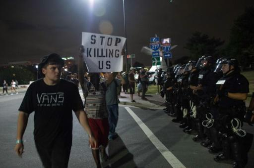 Pressure mounts to release police video of Charlotte shooting