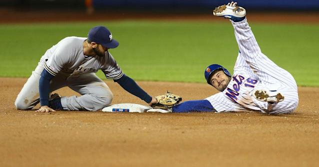 The Mets gave up on Travis d'Arnaud, and he made them regret it