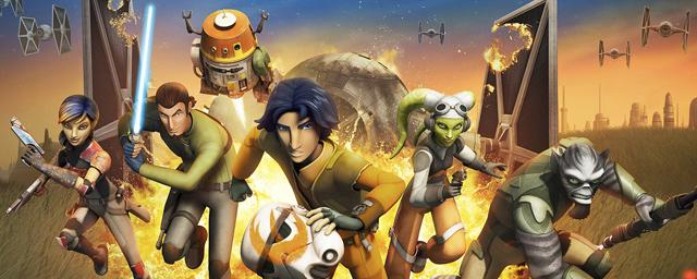 Star Wars Rebels : la série ne fera pas le lien avec Rogue One