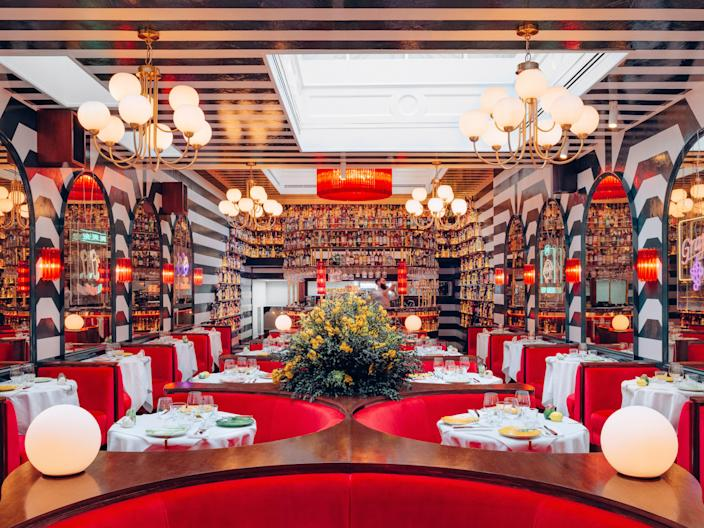 Covent Garden's new Italian-inspired restaurant is bound to be a hit (Ave Mario)