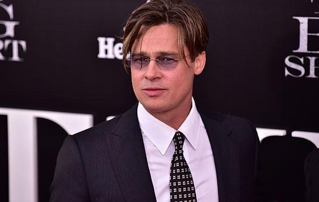 Brad Pitt. Source: Getty