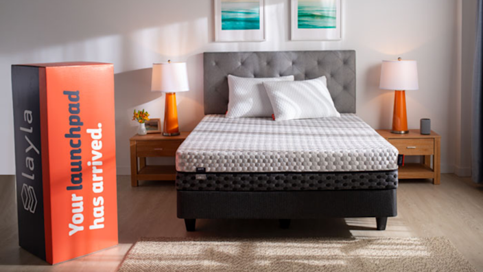 Layla is offering up to $200 off its mattresses for Memorial Day.