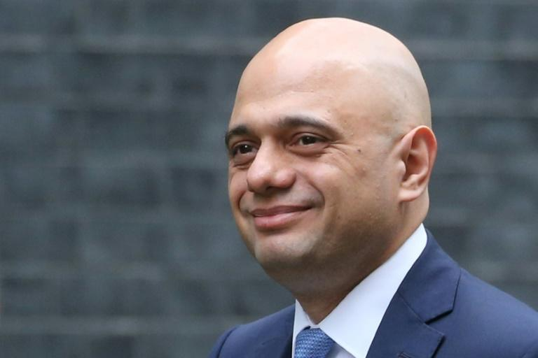 Sajid Javid resigned unexpectedly last month