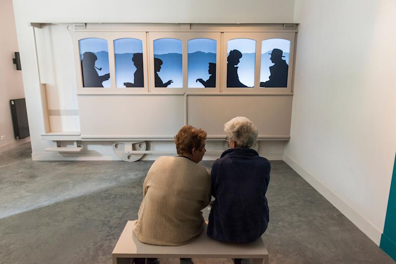The Memorial Museum in Le Chambon sur Lignon, France, which opened in June 2013. | parkerphotography—Alamy Stock