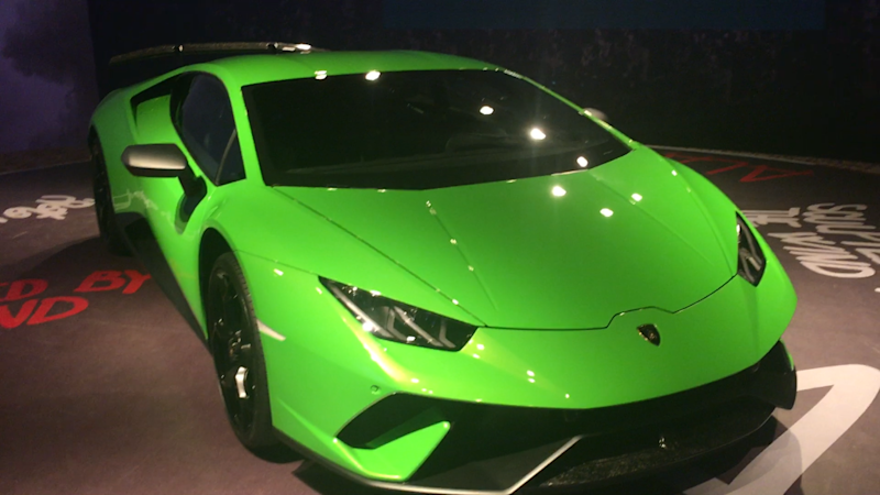 Lamborghini Huracan Performante Launched for Rs 3.97 Crore