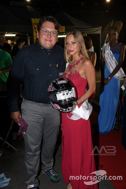 "Miss Race 2019, Alessia Dones <span class=""copyright"">Ideal Gomme Eventi</span>"