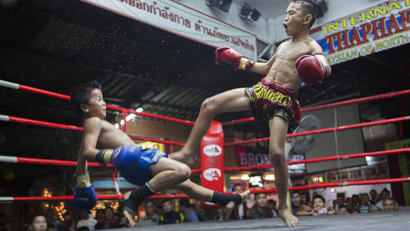 Outrage In Thailand As Child Boxer Dies During Fight