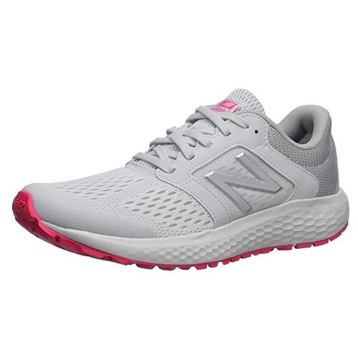 """<p><strong>New Balance</strong></p><p>amazon.com</p><p><strong>$48.74</strong></p><p><a href=""""https://www.amazon.com/dp/B07BL2TKBH?tag=syn-yahoo-20&ascsubtag=%5Bartid%7C10055.g.32379201%5Bsrc%7Cyahoo-us"""" rel=""""nofollow noopener"""" target=""""_blank"""" data-ylk=""""slk:Shop Now"""" class=""""link rapid-noclick-resp"""">Shop Now</a></p><p>If you have wide feet, look for workout shoes that have a knit upper and are also available in wide sizing, such as these New Balance sneakers. The <strong>knit upper can accommodate wider feet, bunions, and hammertoes too</strong>. With lightweight cushioning in the midsole, these shoes are designed for comfort. There are over 1,000 rave Amazon reviewers who recommend wearing these sneakers running, to the gym, and even on family vacations for comfy walking all day. </p>"""